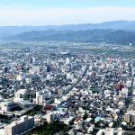 鳥取市景色