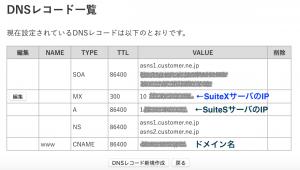DNS_Custom設定